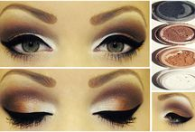 For a Pretty Face *-* / JUST MAKE UP! / by Kathleen Carboni