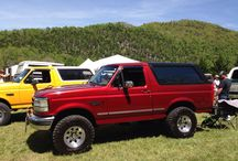 Bronco show Townsend Tn. / by Highland Manor Inn