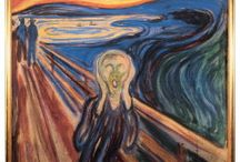 Edvard Munch / On this board you will find items of Art Unlimited with work made by Edvard Munch