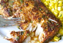 Cod Dishes