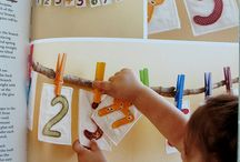 Pre-K ~ Math & Numbers / by Lisa Anderson