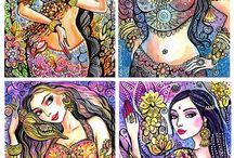 Goddesses, Beauty and Art