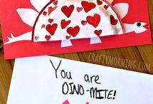 valentine crafts kids