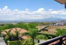 Beautiful home in Gated Community With Private Pool and Great Views, Guachipelin / http://www.coldwellbankercostarica.com/Guachipelin-De-Escazu/beautiful-home-in-gated-community-with-private-pool-and-great-views-guachipelin.html