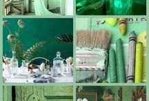Kleurinspiratie / Kleurinspiratie