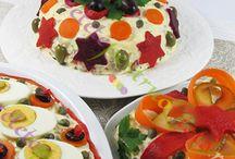Salată  boeuf