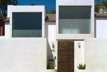 House: N. America / Single one off #houses. #USA #Canada #Mexico #America #architecture