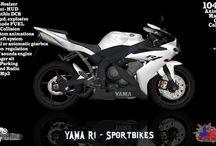 Motorcycles in SL
