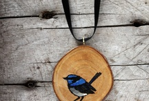 Blue Wren / by Cassie Klarenbeek