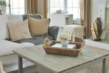 Family Room / by Robyn Sedgebeer
