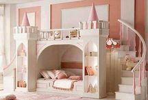 Adeline's bed