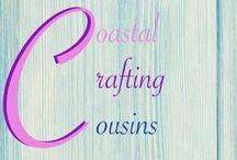 Coastal Crafting Cousins