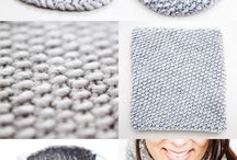 scarf & shaw - DIY projects
