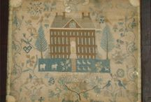 Antique Samplers / by Kirsten Edwards