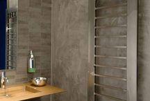 Bagni in Resina / rivestimenti e pavimenti per bagni