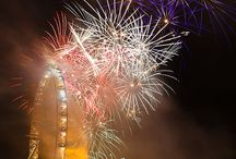 Time to party - NYE on the Thames