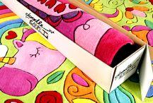 Doodle dir deinen Kuschelteppich selbst....