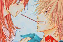 Shoujo World / Cute couples♡