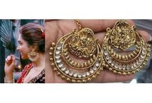 Bollywood Jewelery  / Latest and Hottest from Bollywood. Replica Jewelery of your favorite bollywood star.