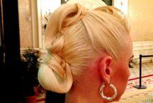 Opsætning langt hår