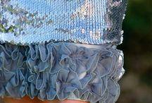 Slips to elongate dresses