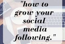 Social Media Marketing / How to get your social media right!