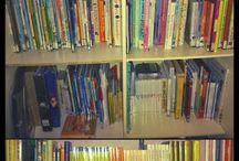 De kinderboeken collectie van... / Op mijn blog verschijnt maandelijks een verhaal waarin een leerkracht zijn kinderboeken collectie beschrijft