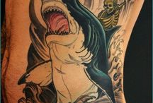 Most Popular Shark Tattoos / Shark tattoos have a lot of meanings and symbolism which you need to be aware of first before acquiring one. This is essential in order to design your own tattoo with shark designs effortlessly.