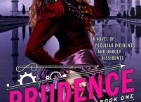 CUSTARD PROTOCOL Series (Parasolverse) / Prudence, Imprudence, Competence, Incompetence by Gail Carriger. Books, series, steampunk, dirigible, primrose, Percy, Spoo, Virgil, Quesnel, Rue, parasol protectorate