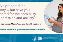Moms' Mental Health Matters / Moms' Mental Health Matters is an educational initiative that aims to raise awareness among pregnant and postpartum mothers, their families, and health care providers about perinatal depression and anxiety. https://www.nichd.nih.gov/ncmhep/MMHM