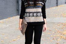 Wearables FALL WINTER / Fall fashion