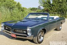 My car wish list / Muscle cars I have driven in or drove.  For love of cars❤️