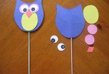 Craft Ideas / by Montserrat Inglada