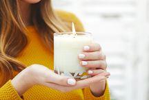 Natural Candles & Oils - Tropic