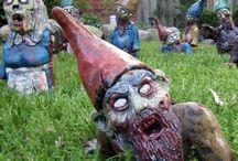 zombie shit