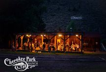 Activities at Cherokee Park Ranch / We offer tons of activities at CPR so you can truly build your own vacation. Do as little or as much as possible, but don't forget to relax!