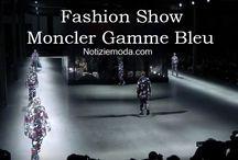 Moncler uomo / Moncler collezione e catalogo primavera estate e autunno inverno abiti abbigliamento accessori scarpe borse sfilata uomo.