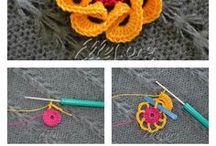Crochet, X-stich