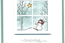 Christmas Cards - Stampin' Up!