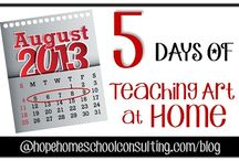 Blog Hops / by HOPE Home School Consulting