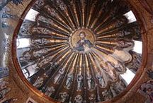 Byzantine Images in Space / by Dana Balch