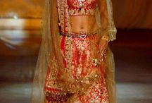 Indian Bridal Wear / The Best of Indian Bridal Wear for Indian Weddings