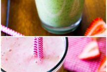 Smoothies / by Taylor Skaling Smith
