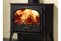 Stovax Stockton 11 stoves / http://www.woodburnerwarehouse.co.uk/brands/stovax-stoves.html The Stovax Stockton 11 Stoves highly customisable stoves with 11 kw out put