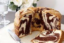 Chiffon Cakes