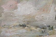 Abstrait Paysages mer