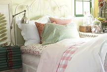 Hatties room inspiration / Decorating ideas for bedroom