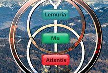Mu, Atlantis & Lemuria