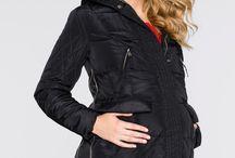 zimni bunda tehotenska
