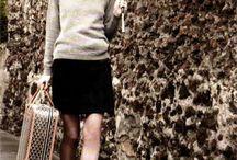 Fashion Inspiration / by TARTE_AUX_FRAISIER
